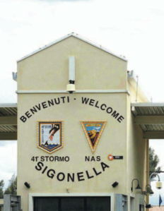 Verga Meets Sigonella